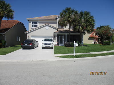 Boca Raton FL Single Family Home Closed: $420,000