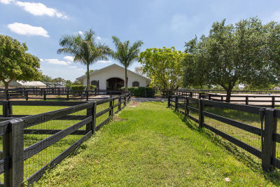 Palm Beach County Rental For Rent: 2040 Gray Mare Way