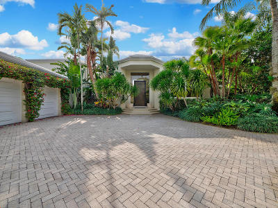 Palm Beach Gardens FL Single Family Home For Sale: $1,499,000