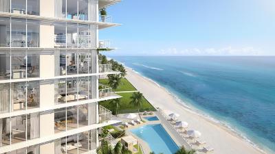 Palm Beach Condo For Sale: 3550 S Ocean Boulevard #2d