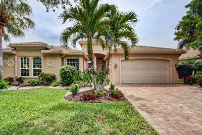 Delray Beach Single Family Home For Sale: 7502 Carmela Way