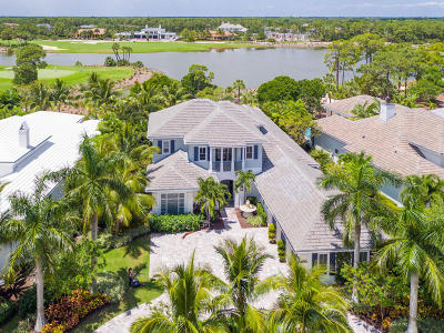 Old Palm, Old Palm 02, Old Palm 03, Old Palm 04, Old Palm 2, Old Palm Golf Club Single Family Home For Sale: 12177 Plantation Way