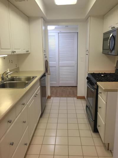 West Palm Beach Rental Leased: 1527 S Flagler Drive #111