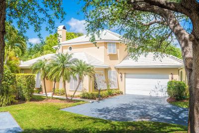 Palm Beach Gardens Townhouse For Sale: 2671 Cypress Island Drive