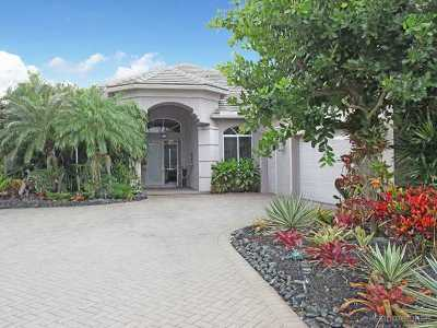 Palm Beach Gardens Single Family Home For Sale: 38 Bermuda Lake Drive