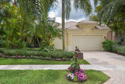 Delray Beach Single Family Home For Sale: 7896 L'aquila Way