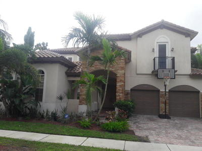 Boynton Beach Single Family Home For Sale: 4199 Artesa Drive