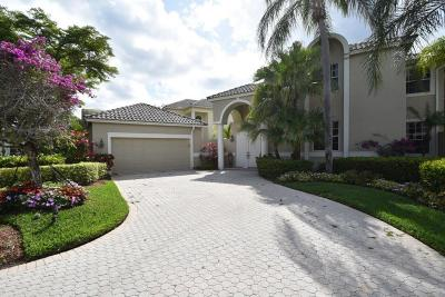 Delray Beach Single Family Home For Sale: 16839 Knightsbridge Lane