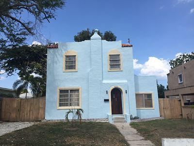 West Palm Beach Single Family Home For Sale: 823 38th Street
