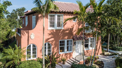 Delray Beach Single Family Home For Sale: 515 Swinton Avenue