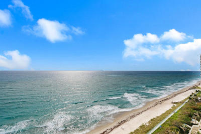 Singer Island Condo For Sale: 5150 Ocean Drive #1703