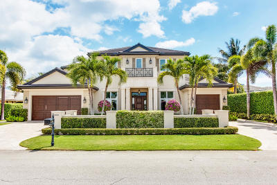 Boca Raton Single Family Home For Sale: 2350 Areca Palm Road