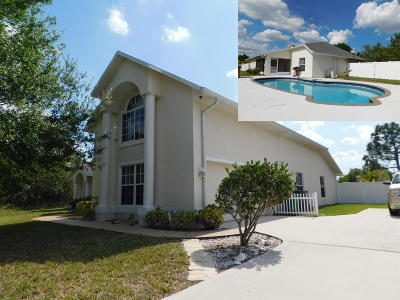 Port Saint Lucie FL Single Family Home Closed: $264,900