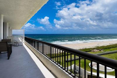 Palm Beach Condo For Sale: 2660 S Ocean Boulevard #505 N