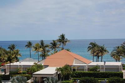 Coronado At Highland Beach Condo Condo For Sale: 3400 S Ocean Boulevard #6a