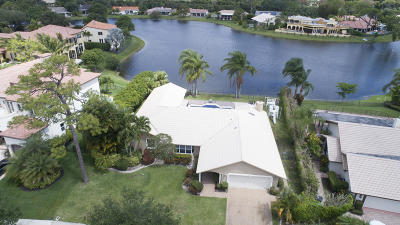 Estancia West, Estates Boca Lane, Estates Section, The Estates Single Family Home For Sale: 7611 Estrella Circle