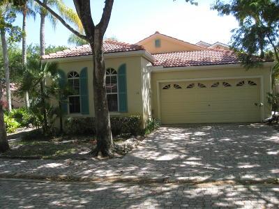 Palm Beach Gardens Single Family Home For Sale: 11 Via Sorrento