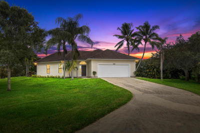Single Family Home For Sale: 16106 73rd Terrace