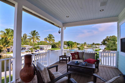 Fort Pierce Single Family Home For Sale: 436 Waters Drive