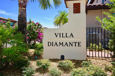 Jupiter Townhouse For Sale: 106 Diamante Way #Lot 1