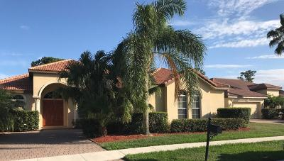Port Saint Lucie Single Family Home For Sale: 831 SW Vineland Court
