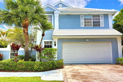 Palm Beach Gardens Single Family Home For Sale: 6 Windsor Place