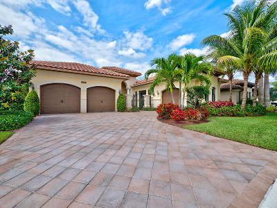Delray Beach Single Family Home For Sale: 8817 Sydney Harbor Circle