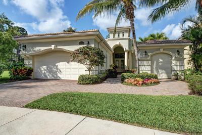 Palm Beach Gardens Single Family Home Contingent: 181 Viera Drive