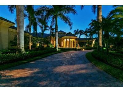 Palm Beach Gardens FL Single Family Home For Sale: $2,499,000