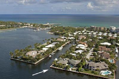 Ocean Ridge Residential Lots & Land Contingent: 120 Marlin Drive