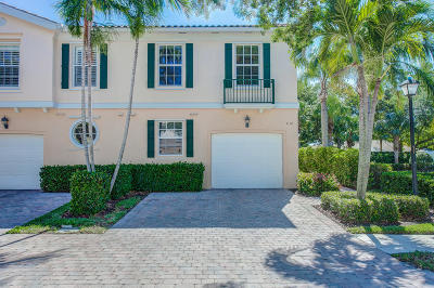 Townhouse Sold: 436 Capistrano Drive