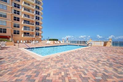 Highland Beach Condo For Sale: 4511 S Ocean Boulevard #303