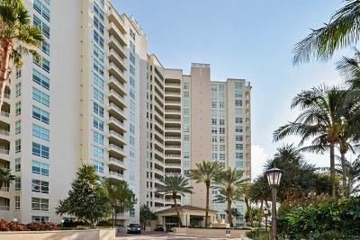 Palm Beach County Rental For Rent: 3740 S Ocean Boulevard #1010