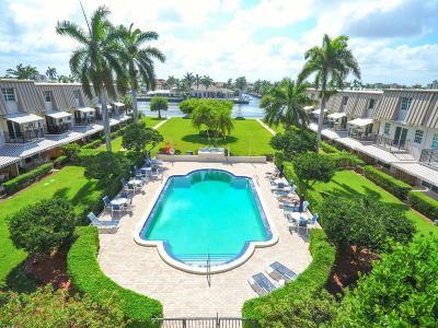 Delray Beach Club Apts Cond Condo For Sale: 2000 S Ocean Boulevard #304