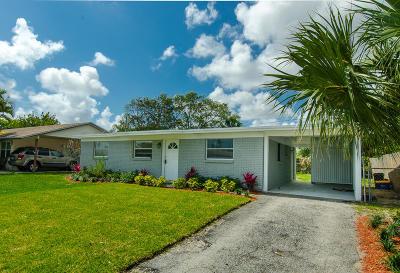 Single Family Home Closed: 3864 Florida Boulevard