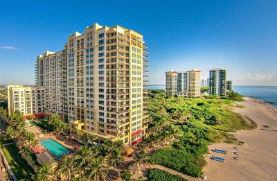Singer Island Rental For Rent: 3800 Ocean Drive #452