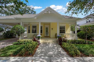 Single Family Home Closed: 530 Sweet Bay Circle