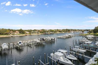 Juno Beach Condo For Sale: 643 Bay Colony Drive S #With Boa