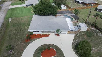 Port Saint Lucie Single Family Home Contingent: 406 NE Oleander Avenue