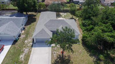 Port Saint Lucie Single Family Home Contingent: 1513 SE Croquet Street