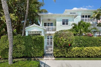 Delray Beach Townhouse For Sale: 140 Marine Way
