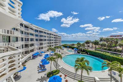 Palm Beach Condo For Sale: 100 Sunrise Avenue #423