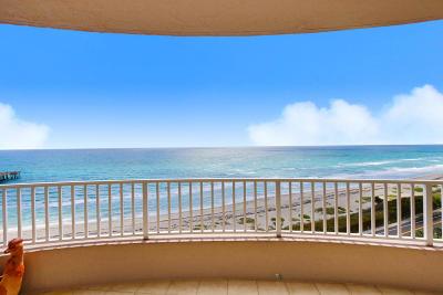 Juno Beach Condo For Sale: 750 Ocean Royale #1003