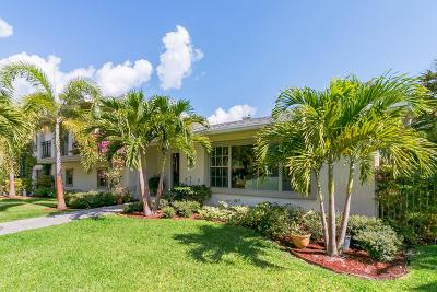 El Cid Single Family Home For Sale: 201 Pershing Way