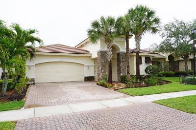 West Palm Beach Single Family Home Contingent: 9501 Osprey Isles Boulevard