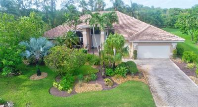 Boca Raton Single Family Home For Sale: 17969 Fairoaks Way