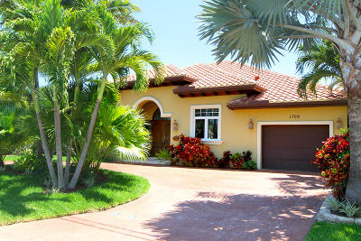 Deerfield Beach Single Family Home For Sale: 1706 SE 5th Court