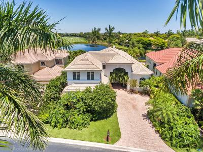 Delray Beach Single Family Home For Sale: 6771 Casa Grande Way