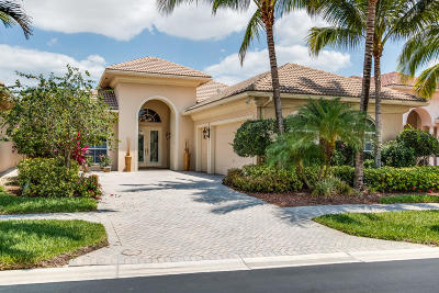 West Palm Beach Single Family Home Contingent: 10145 Sand Cay Lane