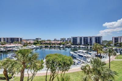 Yacht & Racquet Club Of Boca Raton, Yacht & Racquet Club Of Boca Raton Condo Condo For Sale: 2707 Ocean Boulevard #D403
